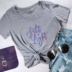 Salt and Light Christian T-Shirt