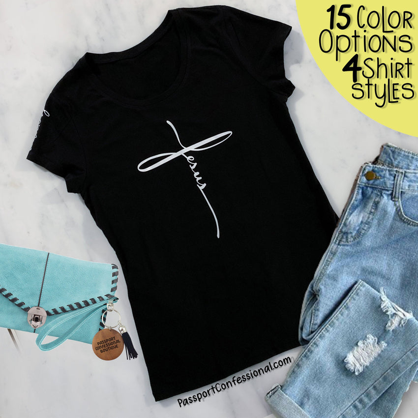 Jesus Christian T-shirt