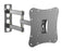 DAC® MP-218 Full Motion TV Wall Mount, 80 lbs Capacity