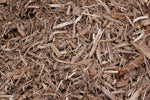 Double Ground Natural Pallet Mulch