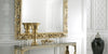Modern Interiors With The Rococo Mirror