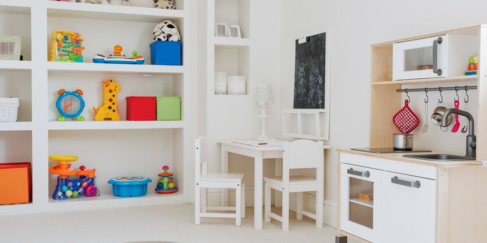 Storage Solutions for Kids\' Rooms - Spacify