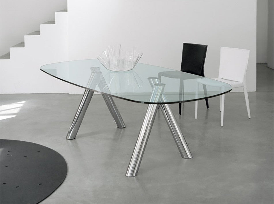 Modern Dining Table Ray By Cattelan Italia Spacify - Stylish-dining-rooms-from-cattelan-italia