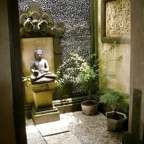 Authentic Zen garden