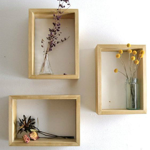 Simple Wood Frames