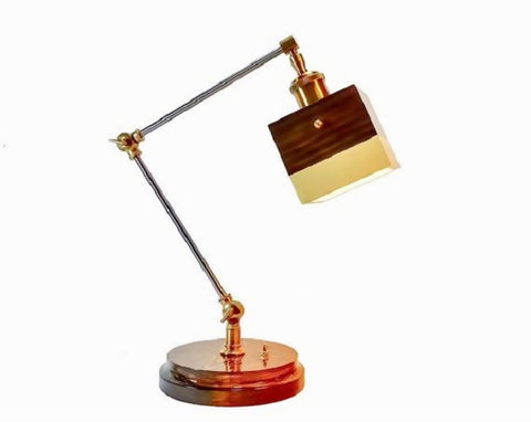 retro style desk lamp