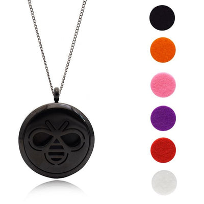 Aromatherabee Essential Oil Necklace
