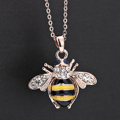 Magnificient Bee Necklace