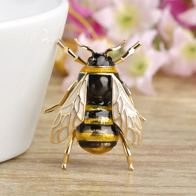 Fancy Bee Brooch