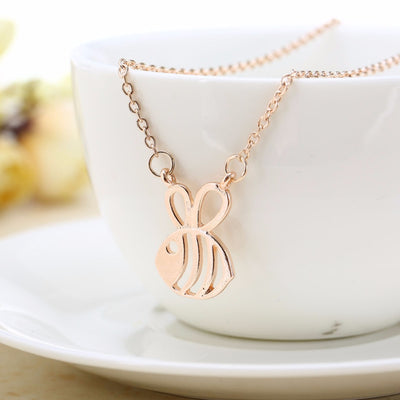 Cutie Bee Necklace