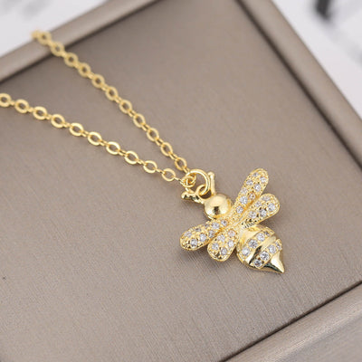 Bee Fierce Necklace