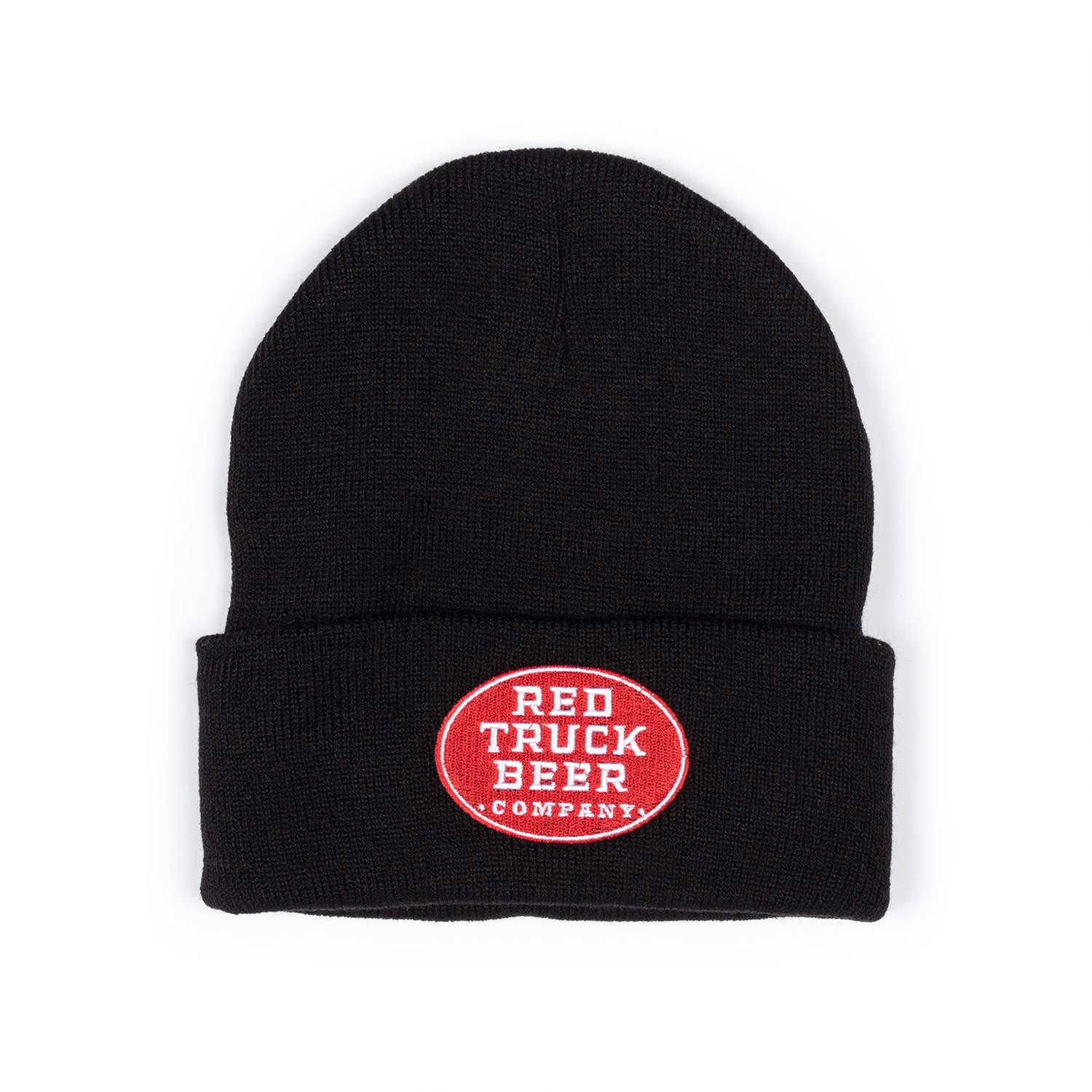 RED TRUCK BLACK TOQUE