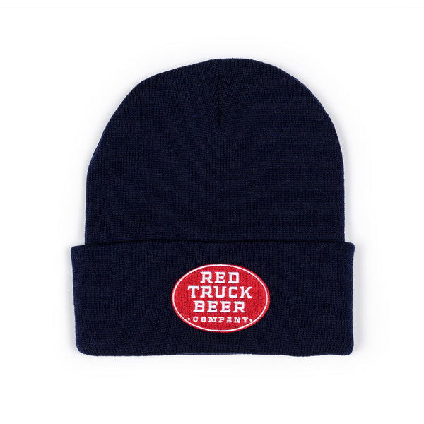 RED TRUCK NAVY TOQUE