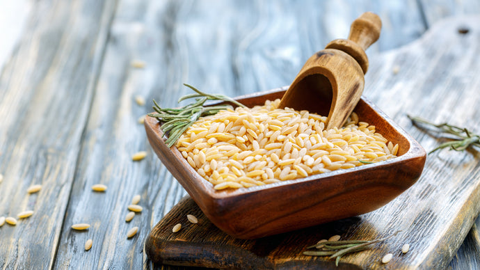 What The Heck Is Orzo?