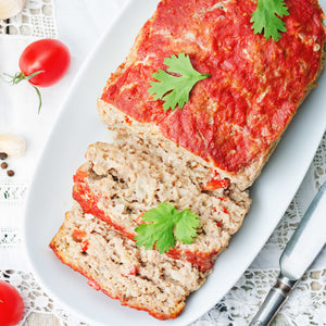 Homestyle Beef Meatloaf