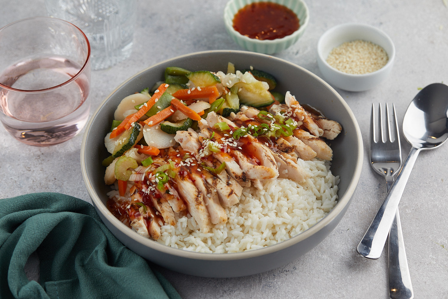 Thai Chicken Stir Fry