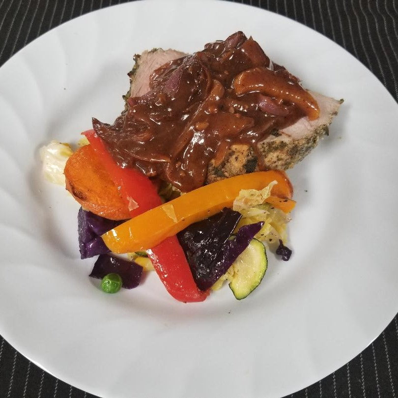 Braised Pork Chop