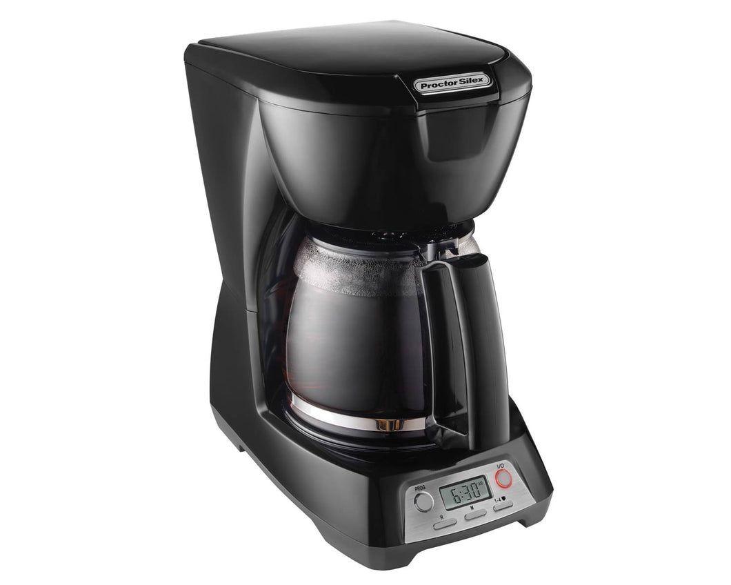 Proctor-Silex Programmable 12 Cup Coffee Maker