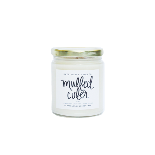 Mulled Cider Soy Candle