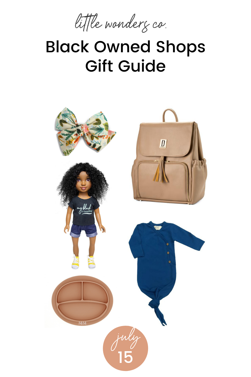 Shop Small | Black-Owned Shops Gift Guide