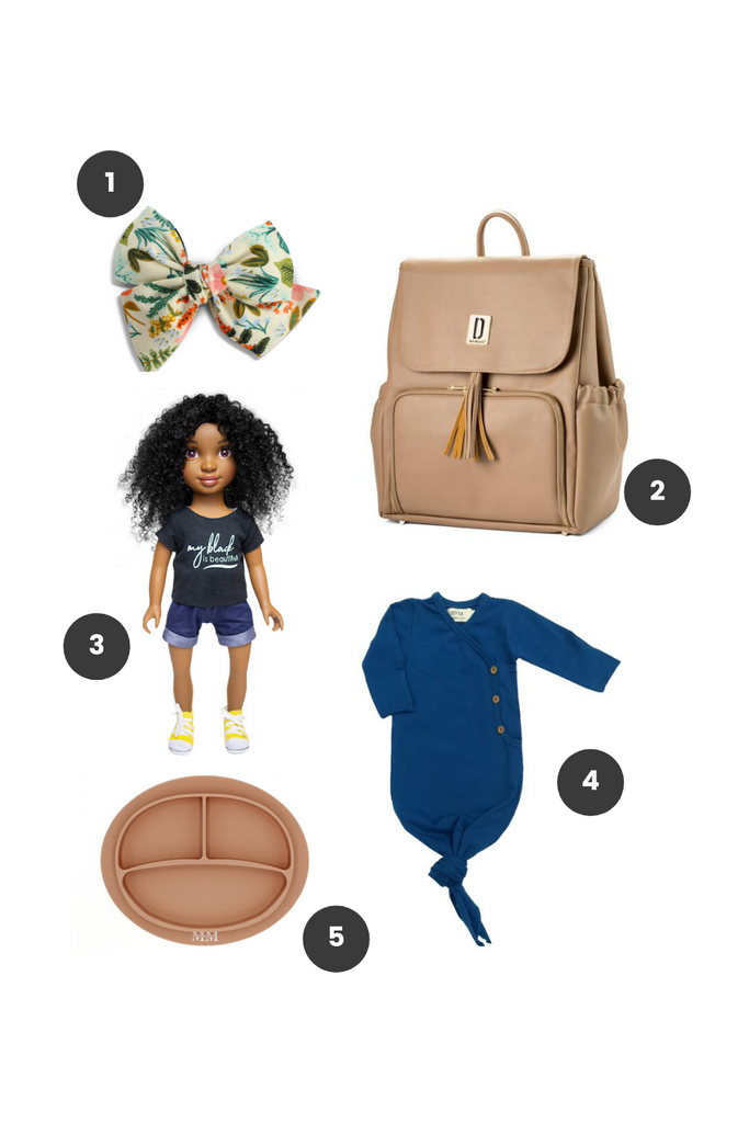Shop Small | Black-Owned Shops Gift Guide | Little Wonders Co.
