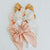 Marva | Sailor Bow - Peach Dust