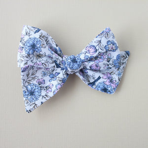 Ella |  Hand Tied Bow - Jupiter in Bloom