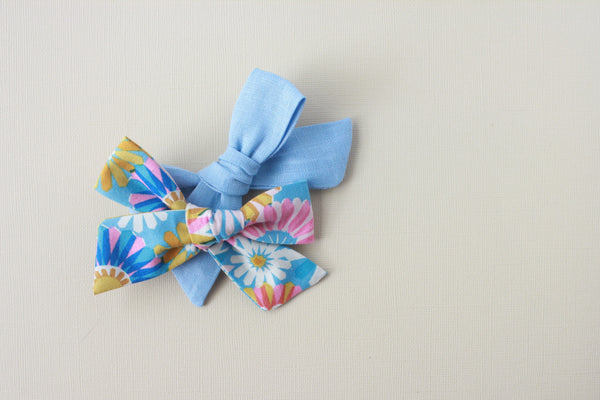 Eden |  School Girl Bow - Cotton + Steel Freshly Picked