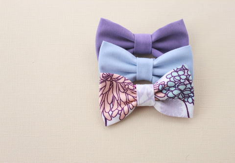 Morgan | Classic - Lavender, Powder Blue, Hydrangea