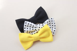 Morgan | Classic - Licorice, Polka Dot, Sunshine