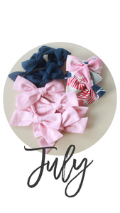 July 2019 Past Bows