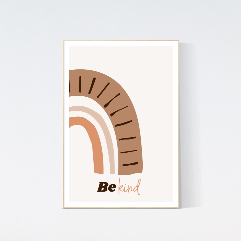 Be Kind | Printable Wall Art