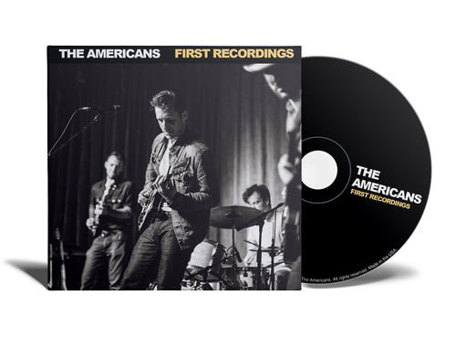 First Recordings (CD, 2016)