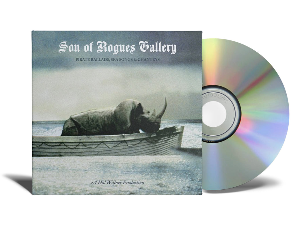 Son of Rogue's Gallery (Double CD, 2013)