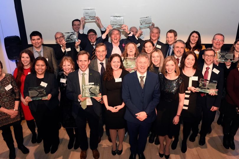 G-Hold wins Innovation of the Year at the Knowledge Exchange Awards 2019