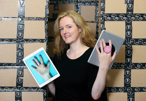 The Herald profiles G-Hold inventor and CEO, Alison Grieve