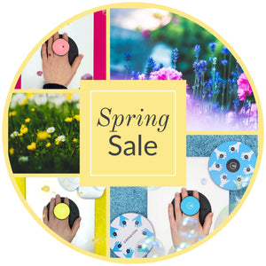 G-Hold Tablet Holder SALE: Springtime Dazzle