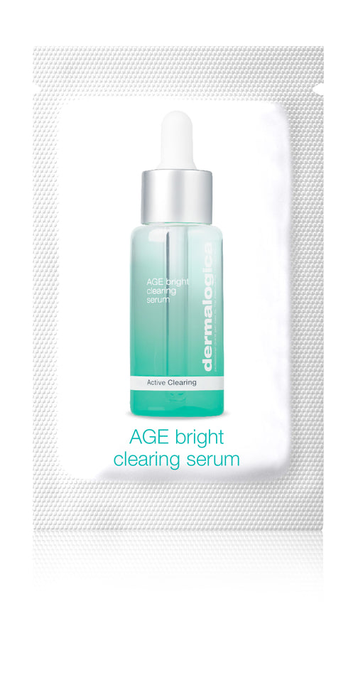 AGE Bright Clearing Serum - Sample