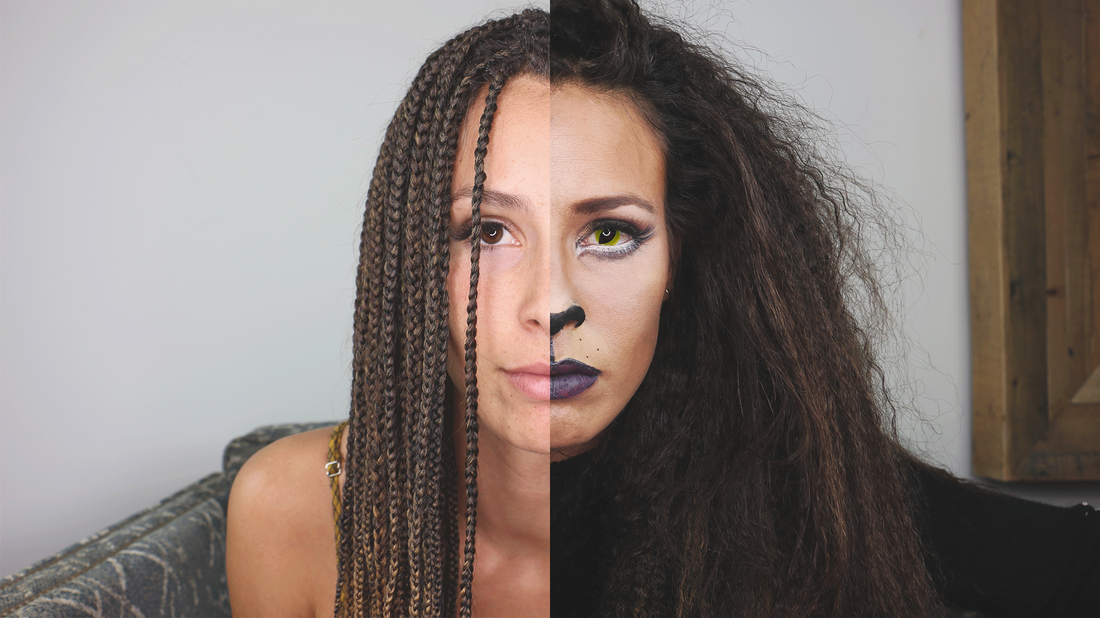 Taking Out Braids + Halloween Costume Idea!