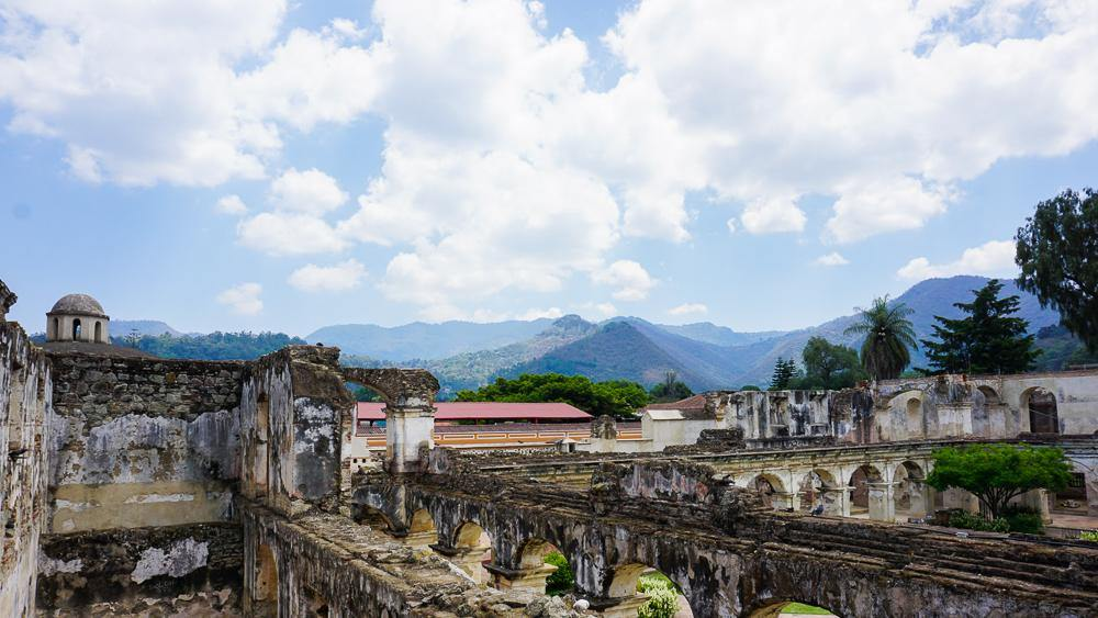 Travel |  Exploring Antigua & Learning Mayan Traditions