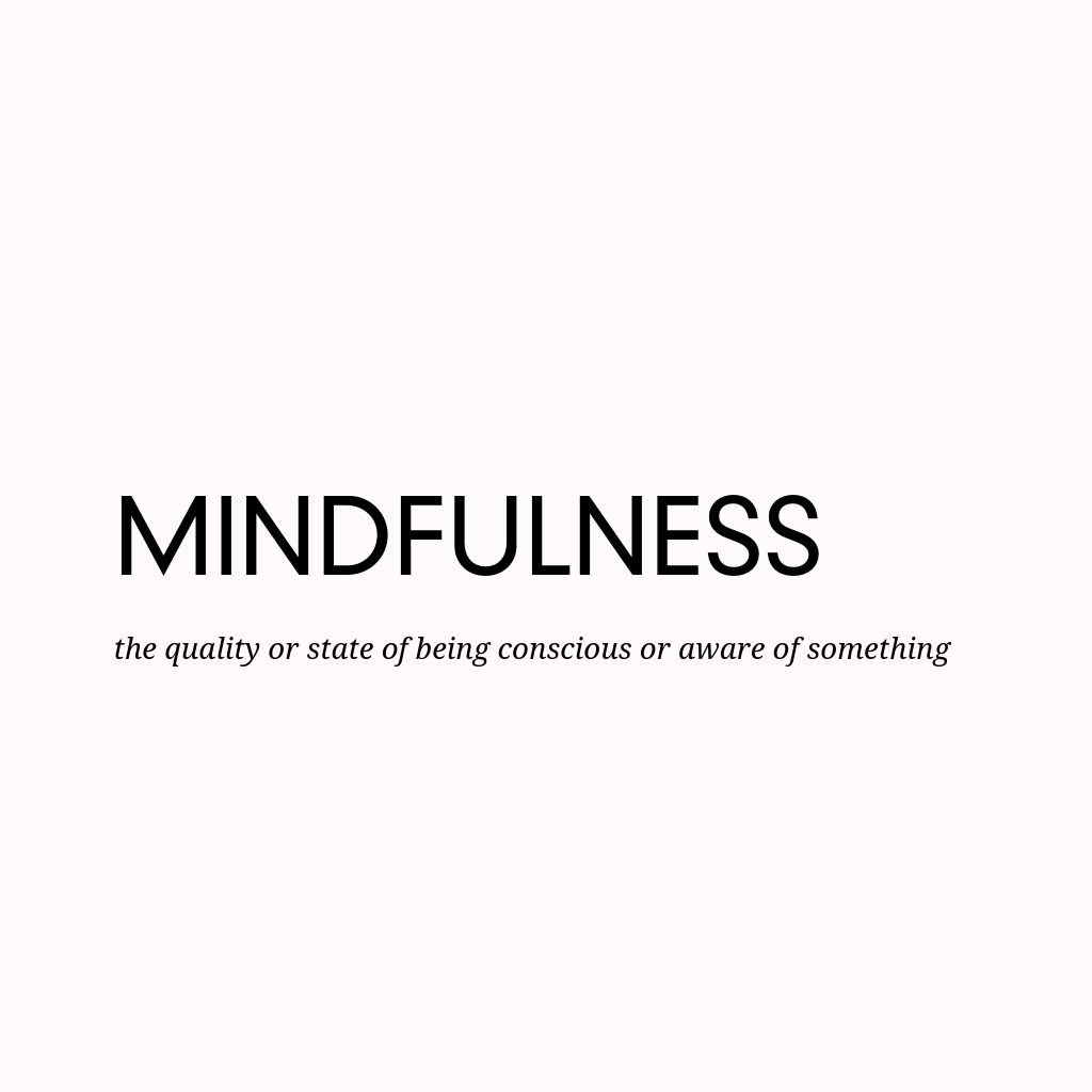 Mindfulness - Kala Collective - Creating Mindful Spaces in your home
