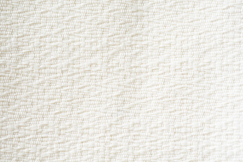 Kala Collective - San Cris Throw Blanket - Ivory