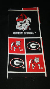Bulldog Wonder Wallets & Server Books