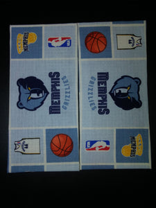 Vertical Memphis Grizzlies Wonder Wallet
