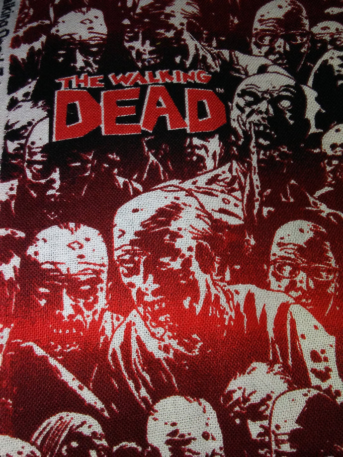 Zombies (Red, Black, & White) #2 Wonder Wallets & Server Books (TWD)