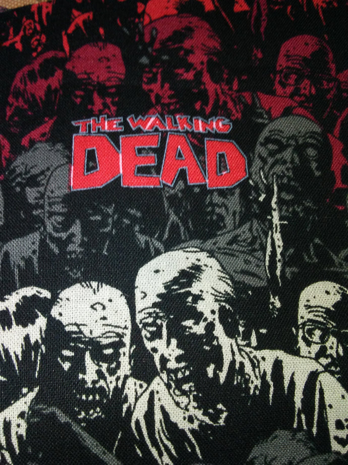 TWD Zombies (Red, Black, & White) #1 Wonder Wallets & Server Books