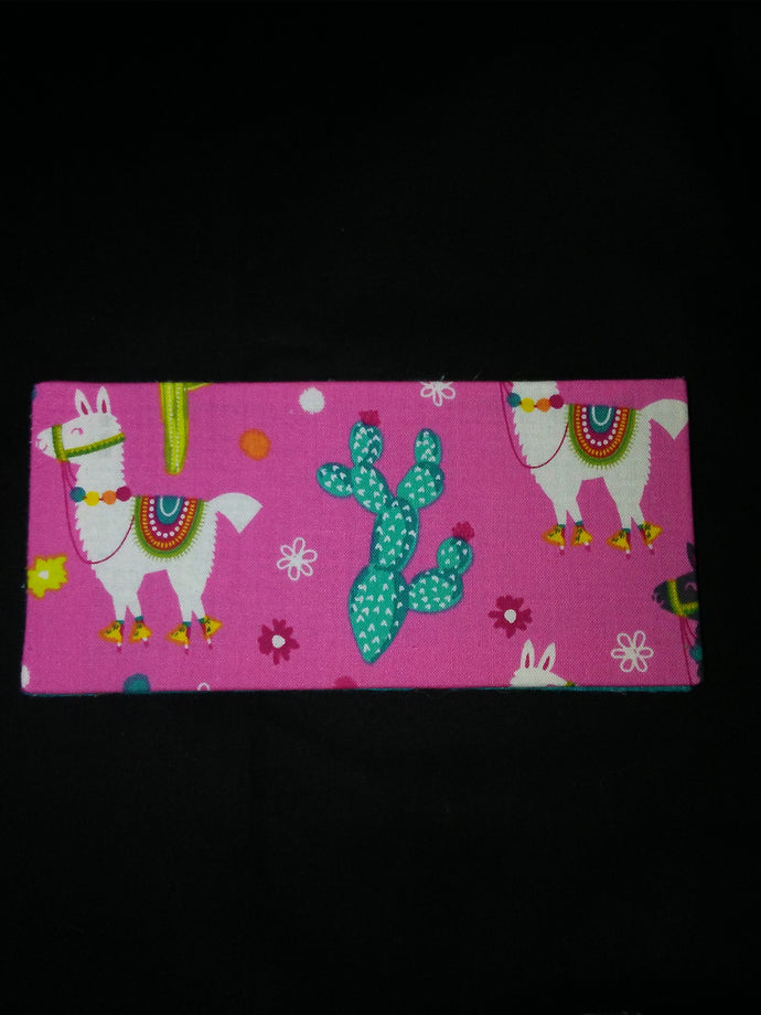 Llamas Wonder Wallets & Server Books