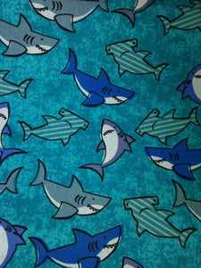 Sharks Wonder Wallets & Server Books