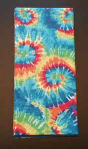 Tie-Dye Wonder Wallets & Server Books