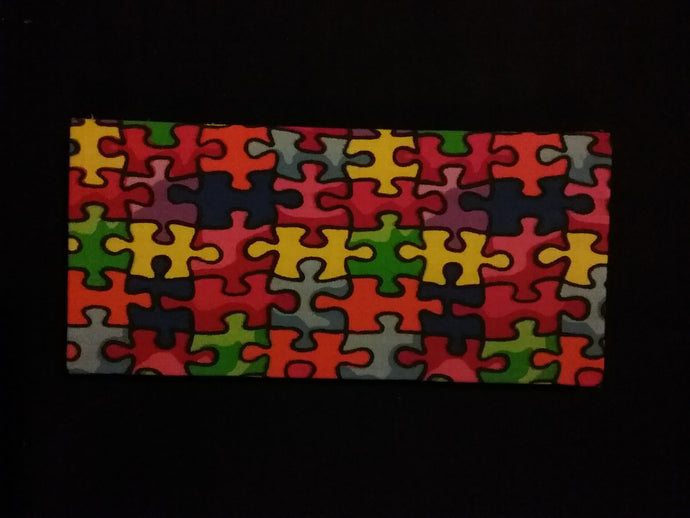 Autism Awareness Wonder Wallets & Server Books